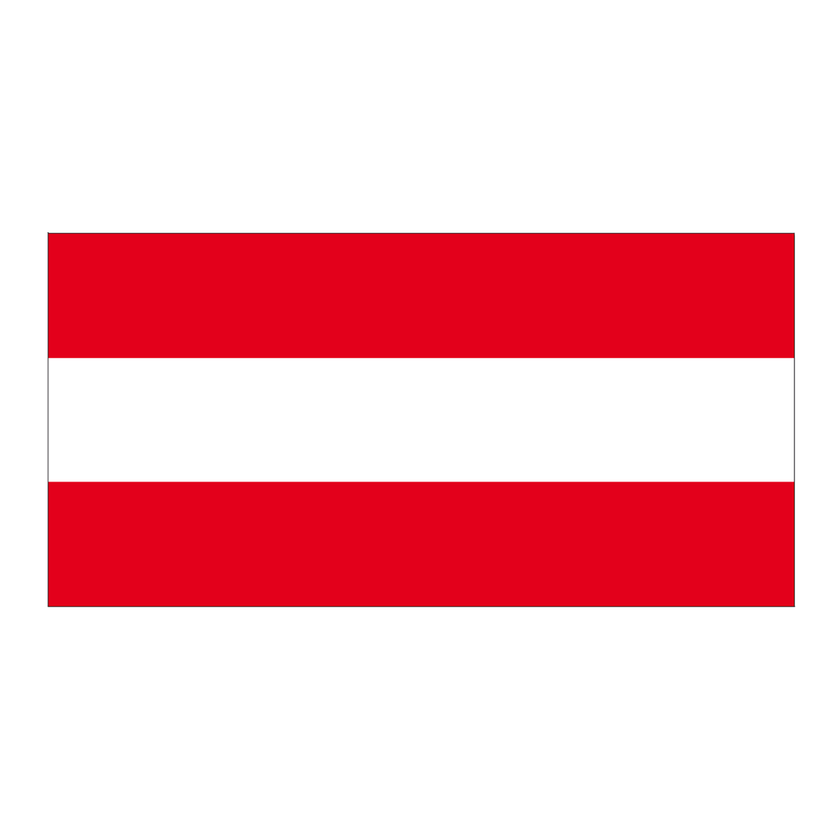 Weiß Rot Blaue Flagge: Folienstreifen Folie Typ1 Rot/weiß